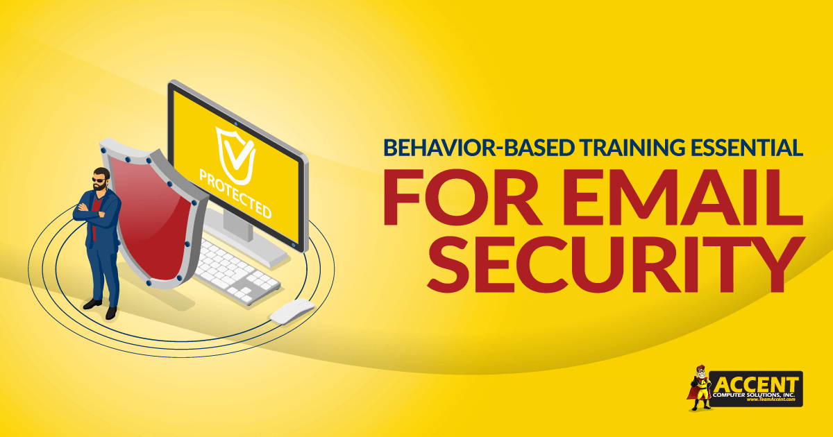 Behavior-Based Training Essential for Email Security