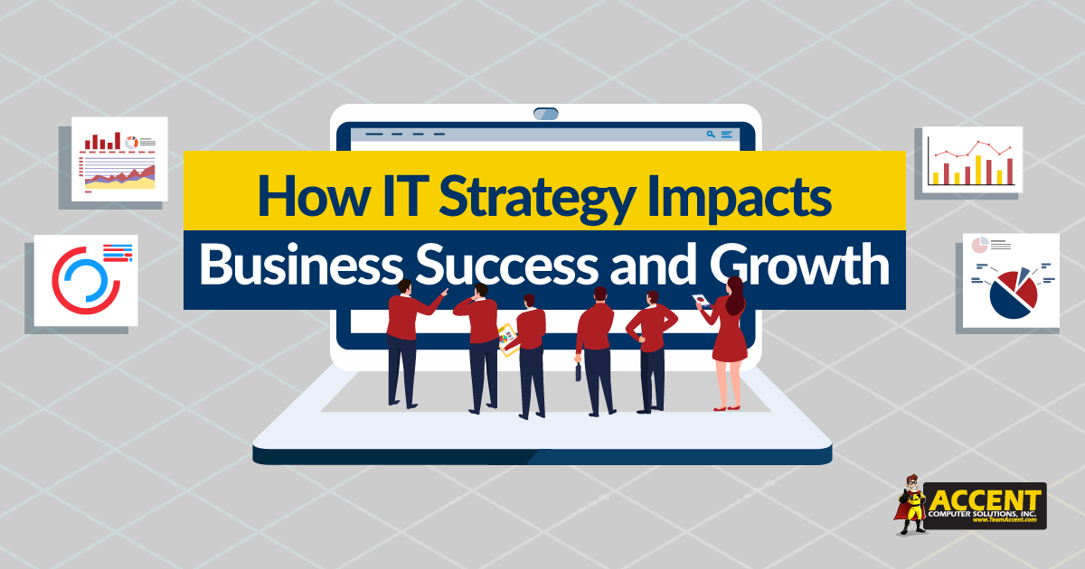 How IT Strategy Impacts Company Success and Growth