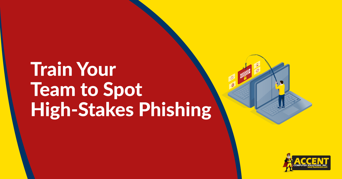 Train Your Team to Spot High-Stakes Phishing