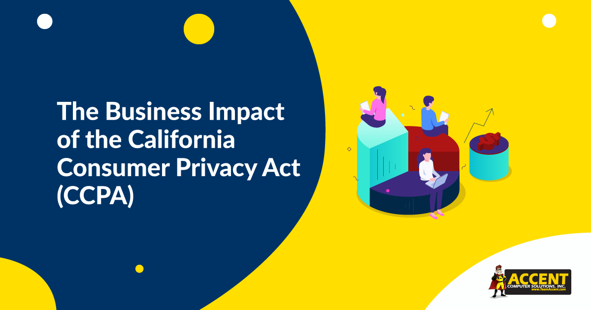The Business Impact of the California Consumer Privacy Act (CCPA)