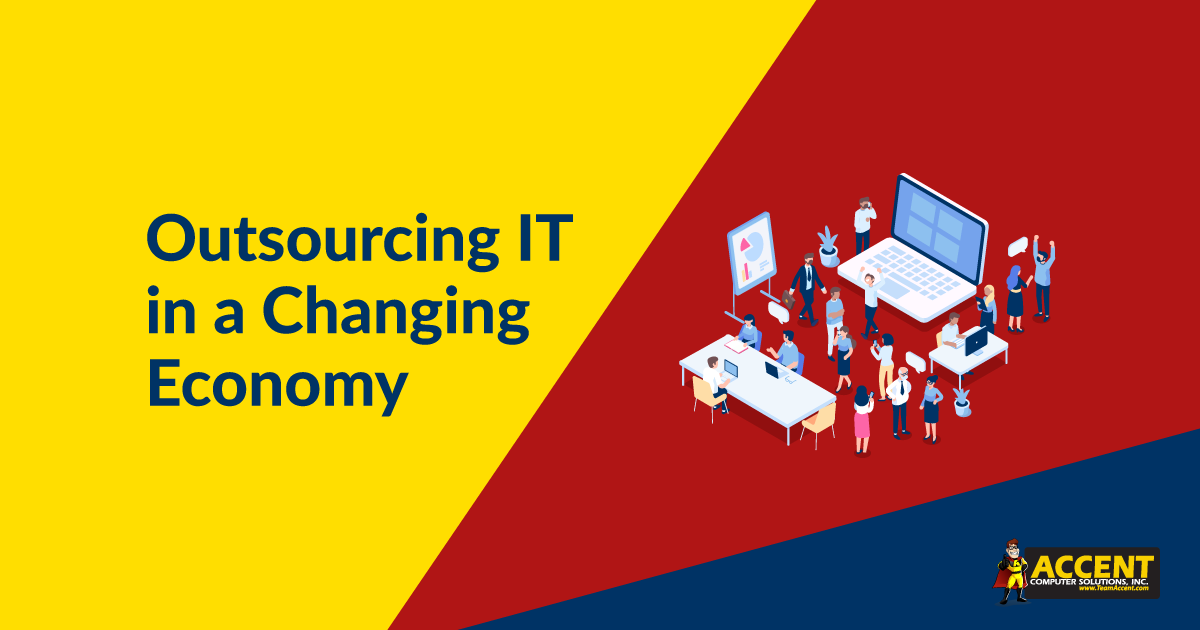 Outsourcing IT in a Changing Economy