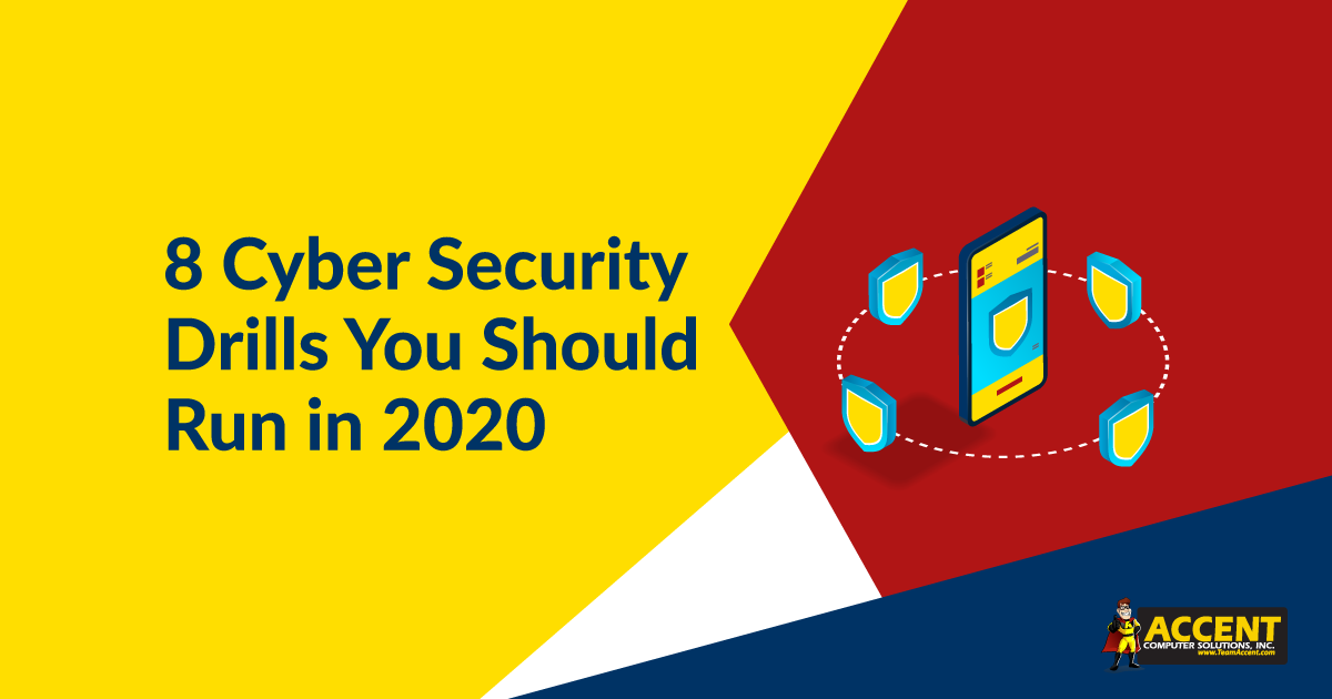 8 Cyber Security Drills You Should Run in 2020