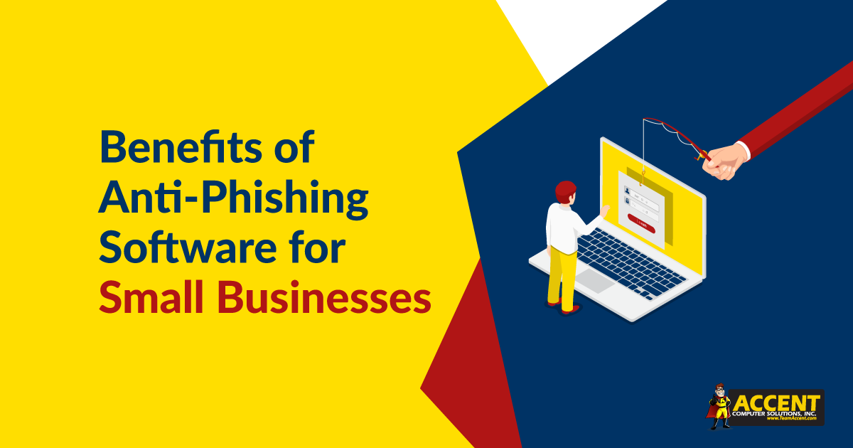 Benefits of Anti-Phishing Software for Small Businesses