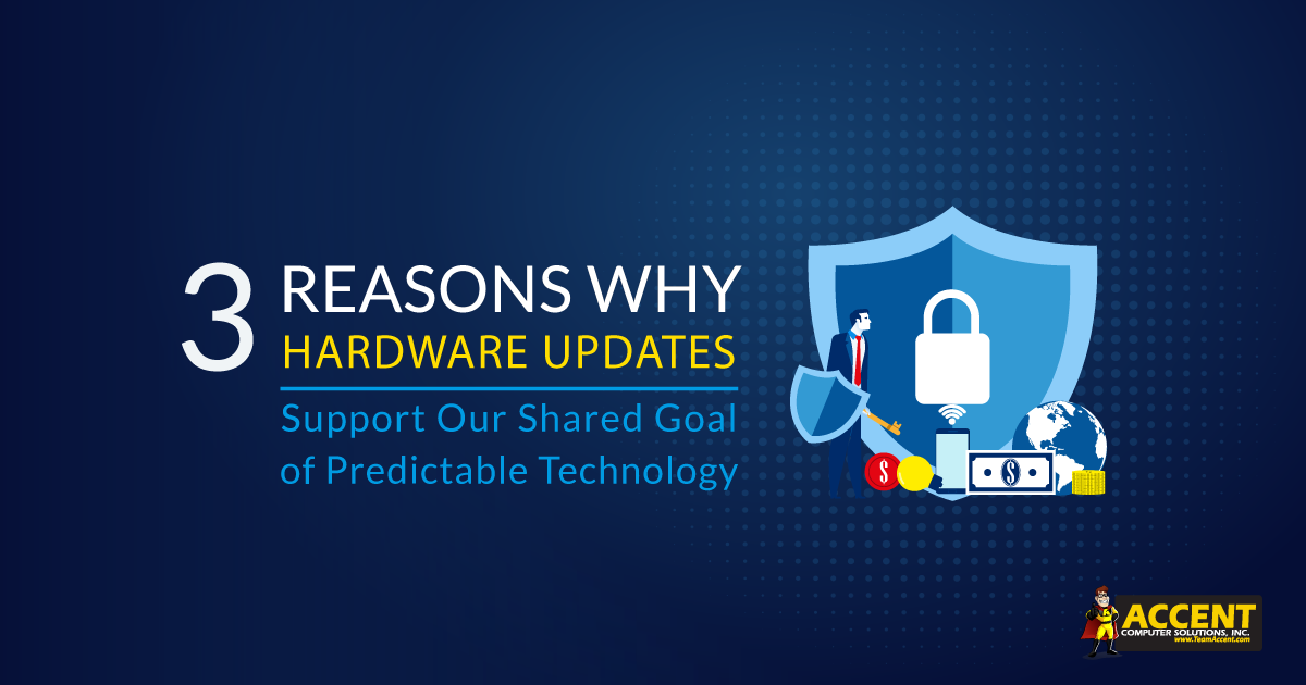 3 Reasons Why Hardware Updates Support Our Shared Goal of Predictable Technology