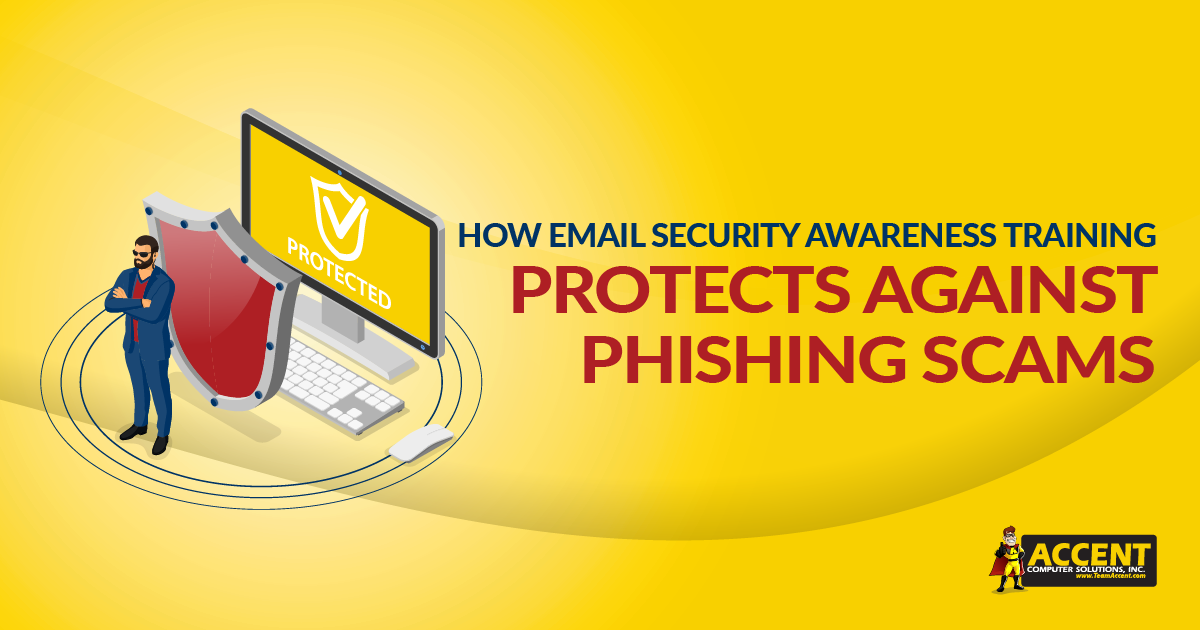 How Email Security Awareness Training Protects Against Phishing Scams