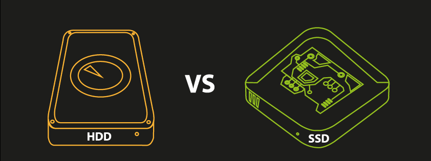 Advantages of Solid-State Drives (SSD) vs. Regular Hard Drives (HDD)