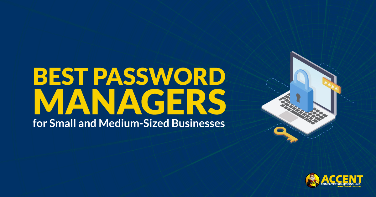 Best Password Managers for Small and Medium-Sized Businesses