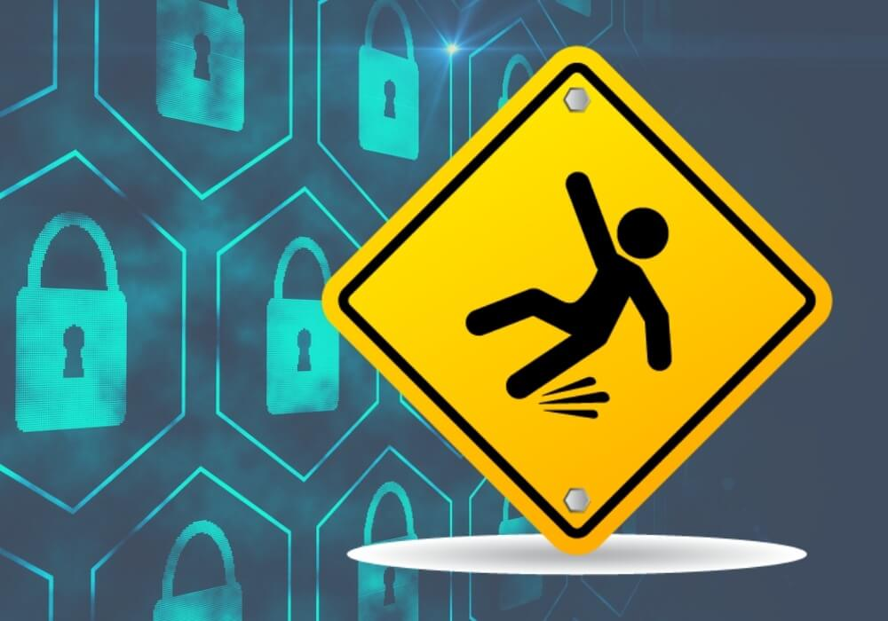 5 Ways Executives Stumble Over Cyber Security